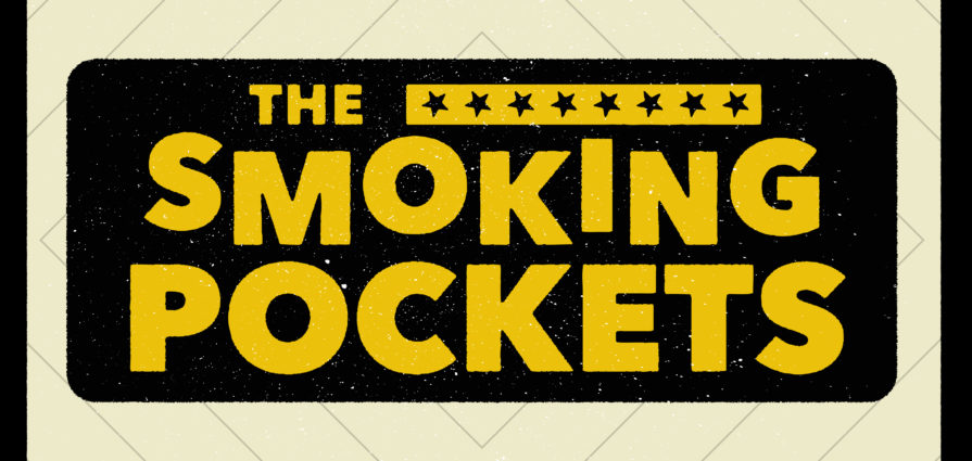 The Smoking Pockets Poster